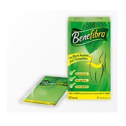 BENEFIBRA LIQUIDA 12 BUSTE X 60 ML