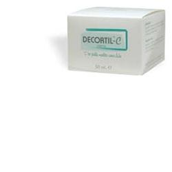 DECORTIL C CREMA VASETTO 50 ML