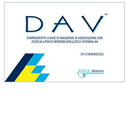 DAV 30 COMPRESSE