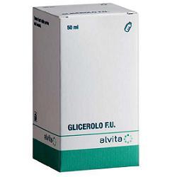 ALVITA GLICEROLO LIQUIDO 50 ML