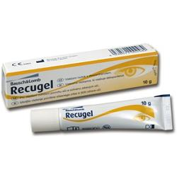 RECUGEL GEL OCULARE DEXAPANTENOLO TUBETTO 10 G