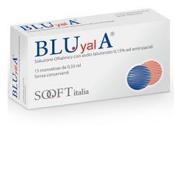 BLU YAL A GOCCE OCULARI 15 FLACONCINI MONODOSE 0