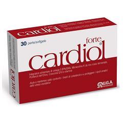 CARDIOL FORTE 30 CAPSULE MOLLI
