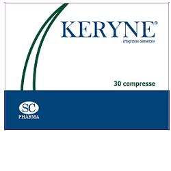 KERYINE 30 COMPRESSE 24 G