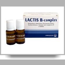 LACTIS B COMPLEX 8 FIALE 10 ML