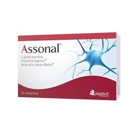 ASSONAL 24 COMPRESSE