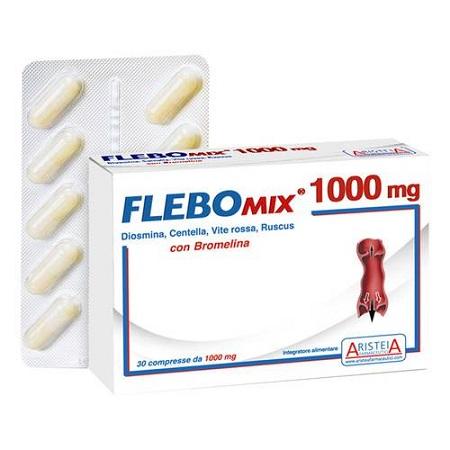 FLEBOMIX 1000 MG 30 COMPRESSE