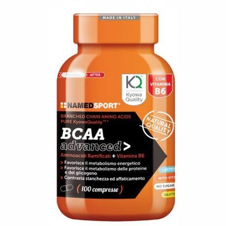 BCAA ADVANCED 100 COMPRESSE