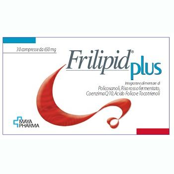 FRILIPID PLUS 30 COMPRESSE DA 650 MG