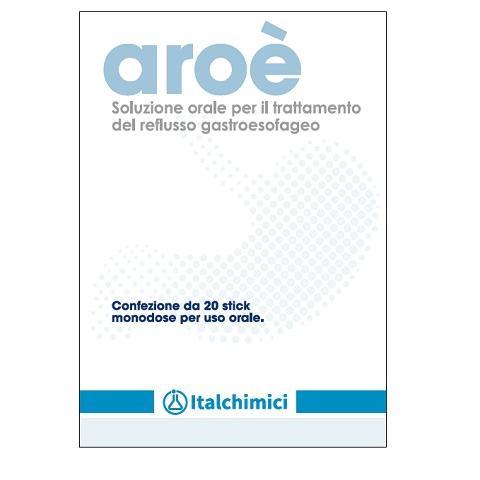 AROE' 20 STICK PACK MONODOSE 10 ML