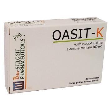 OASIT-K 20 COMPRESSE 750 MG