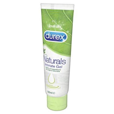 DUREX NATURAL GEL 100 ML MSL