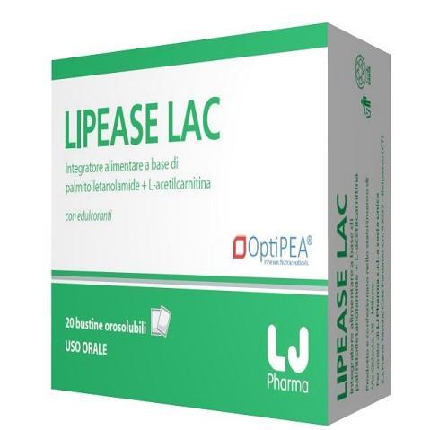 LIPEASE LAC 20 STICK PACK MONODOSE
