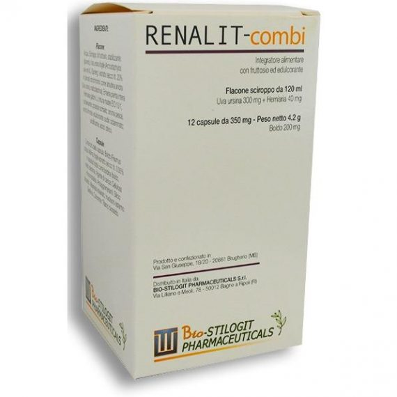 RENALIT-COMBI COMPRESSE + SCIROPPO