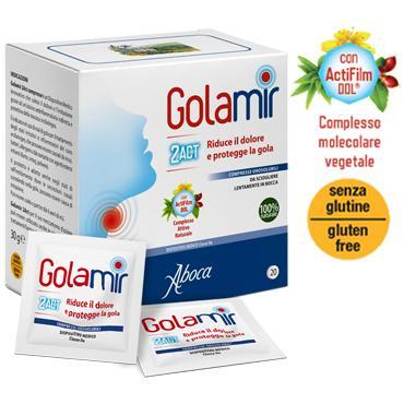 GOLAMIR 2ACT 20 COMPRESSE OROSOLUBILI DA 1