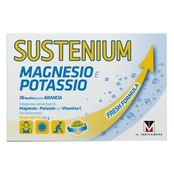 SUSTENIUM MAGNESIO POTASSIO 28 BUSTINE 112 G PROMO