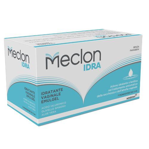 MECLON IDRA EMULGEL IDRATANTE VAGINALE 7 MONODOSE X 5 ML