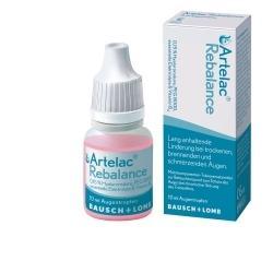 ARTELAC REBALANCE GOCCE OCULARI MULTIDOSE SENZA CONSERVANTI10 ML