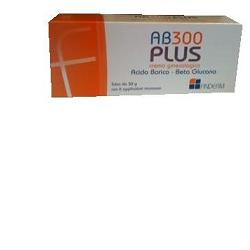 AB 300 PLUS CREMA GINECOLOGICA 30 G CON 6 APPLICATORI