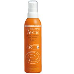 EAU THERMALE AVENE SPRAY SOLARE SPF 30 200 ML