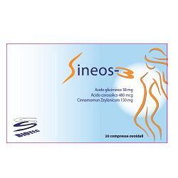 SINEOS-3 20 COMPRESSE