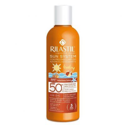 RILASTIL SUN SYSTEM PPT 50+ BABY FLUIDO 50 ML