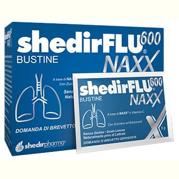 SHEDIRFLU 600 NAXX 20 BUSTINE