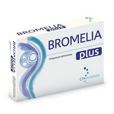 BROMELIA PLUS 30 COMPRESSE 850 MG